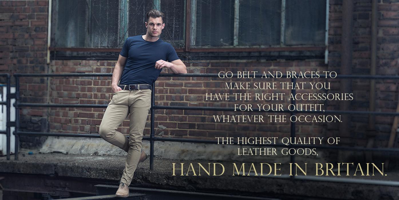All Men's Leather Belts