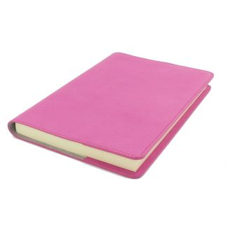 Italian Leather Cover (Pink)