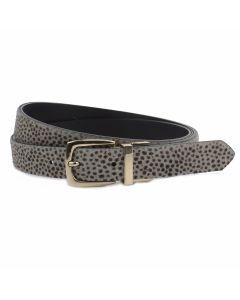 Rosie Grey Leopard