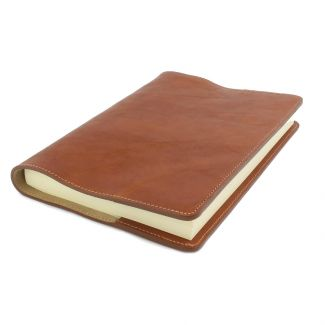 Italian Leather Notebook Cover