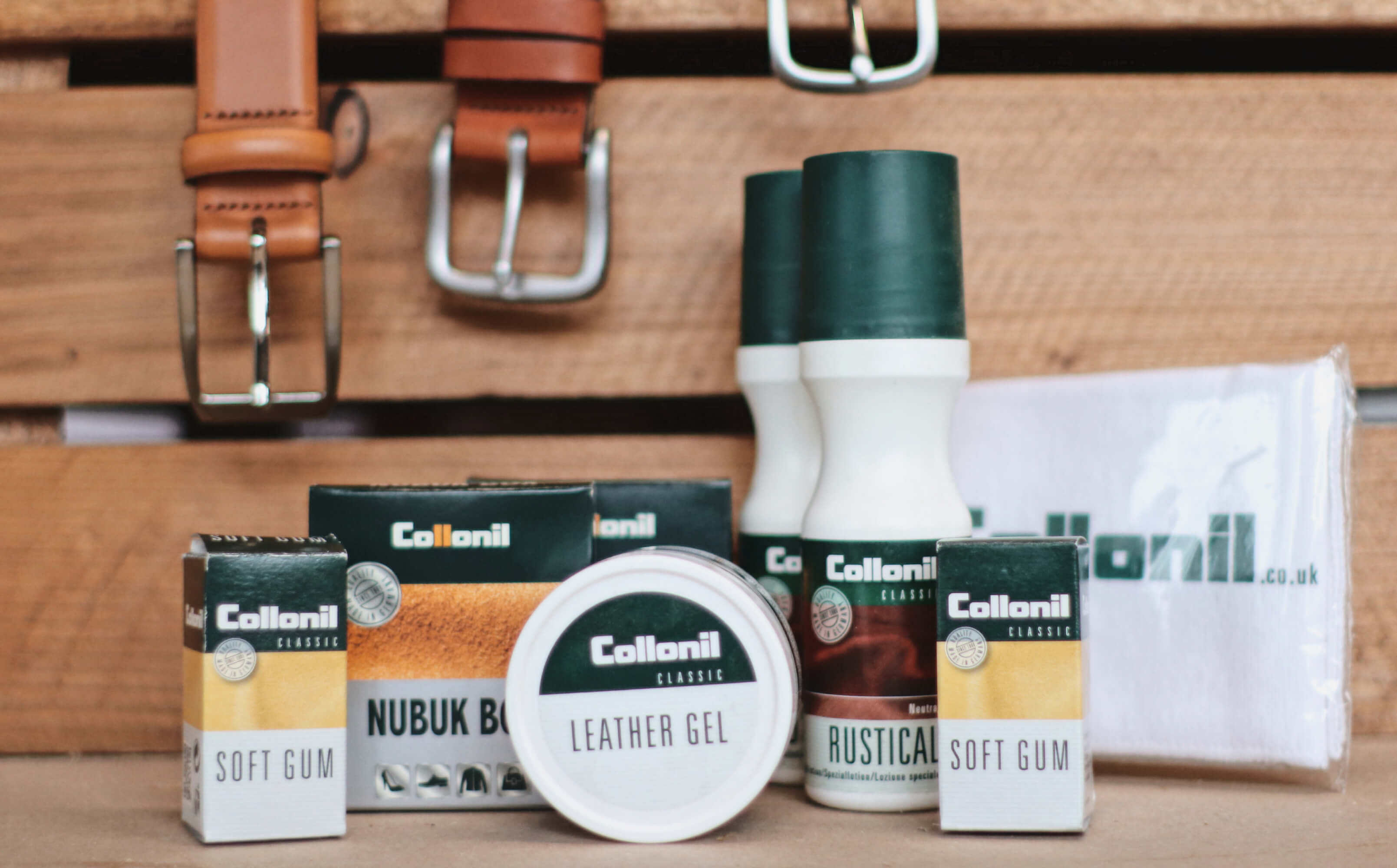 How to care for your leather | Belts & small leather goods